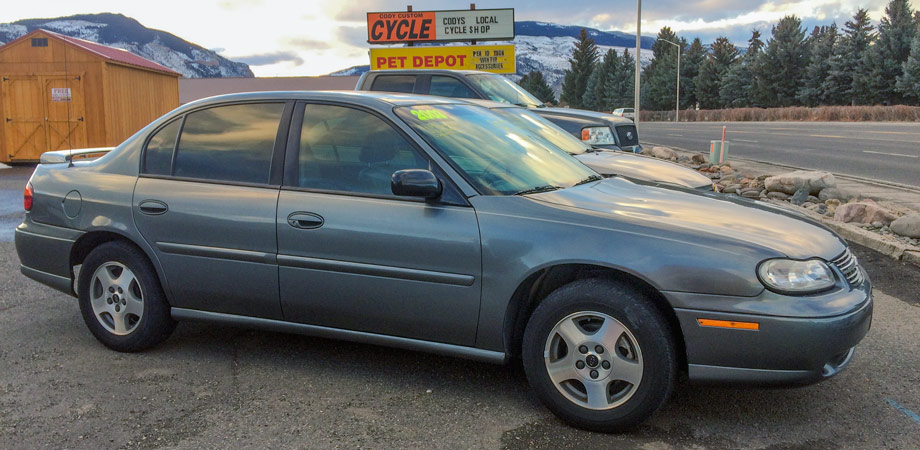 For Sale Used 2003 Chevrolet Malibu LS